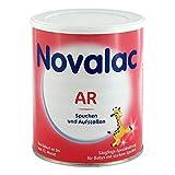 Novalac AR nahr. B. Stärk.spucken Aufst.0–12m. 800G polvere