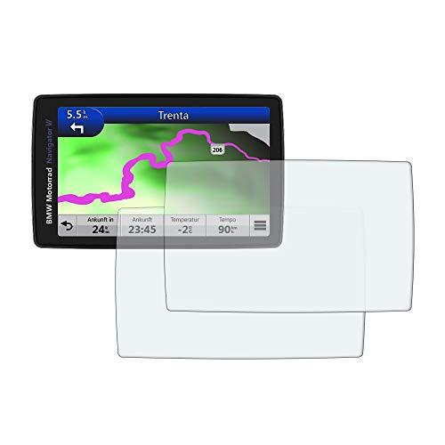 Speedo Angels SABM20NG2 Nano Glass Screen Protector for BMW Navigator VI, 2 x Ultra Clear