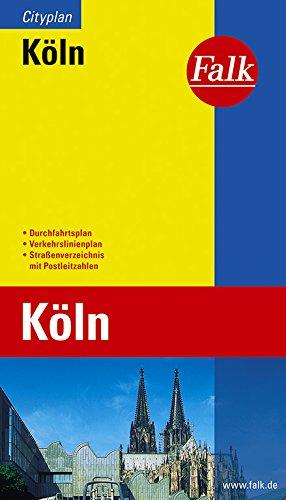 Falk Cityplan Köln