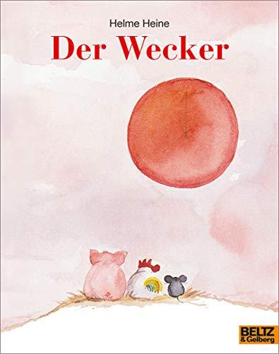 Der Wecker: Vierfarbiges Bilderbuch
