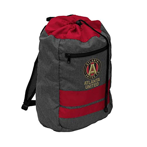 Logo Atlanta United MLS Journey Backsack - Team Color