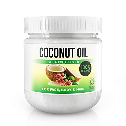 Simply Beautiful Extra Virgin cold pressed Coconut Oil