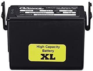 Ozonics HR-150/HR-200/HR-230 Extended Life Battery for HR Scent Elimination Device