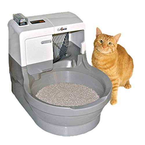 CatGenie 120 Self-Washing, Self-Flushing Cat Box