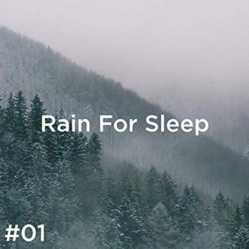 #01 Rain For Sleep