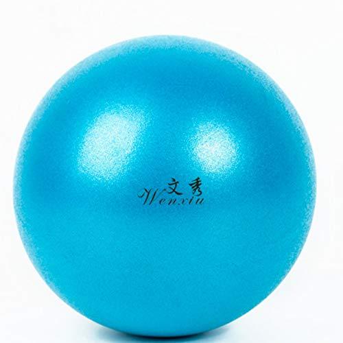 Ballylelly Pelota de Yoga Mate a Prueba de explosiones Mini Pilates Mujer Hipball Equipo de Fitness Deportes Tendencia Fitness Body Ball