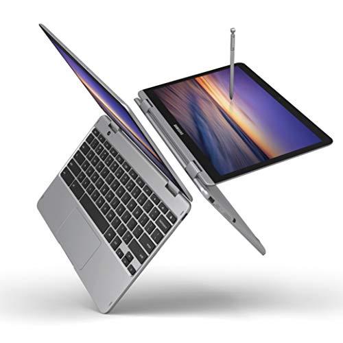 Samsung Chromebook Plus V2 2-in-1 Laptop- 4GB RAM, 64GB eMMC, 13MP Camera, Chrome OS, 12.2