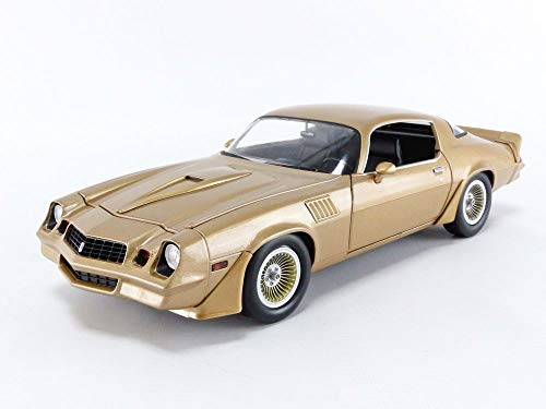 Greenlight 13573 1:18 Scale Terminator 2: Judgment Day - 1979 Camaro Z/28 -  GREENLIGHT COLLECTIBLES