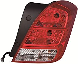 Tail Light Assembly For Chevrolet Chevy Trax Passenger Right Side 2013 2014 2015 2016 Taillamp GM2801272