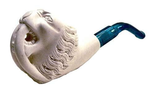 Meerschaum Pipes - Mini Hand Finished Tiger