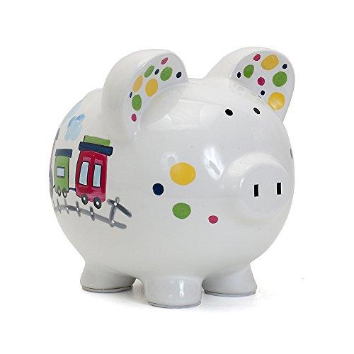 Train Coin Bank - 8