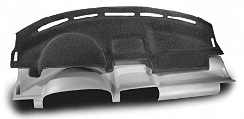 Coverking Custom Fit Dashcovers for Select Chevrolet Models - Molded Carpet(Charcoal)