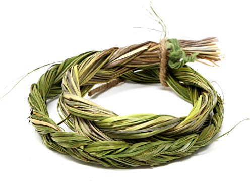 Saint Terra - Sweetgrass Braid Smudge