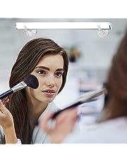 Make-up Licht Dimbare Spiegel Lichten Ketom Draadloze Draagbare Oplaadbare LED Make-up Lichten 6 W Koud Wit LED Spiegel Licht voor Badkamer Dressing Tafel Spiegel Verlichting