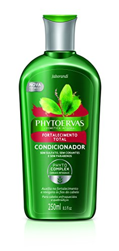 Condicionador Uso Diário 250 ml Fortalecimento Total, PHYTOERVAS