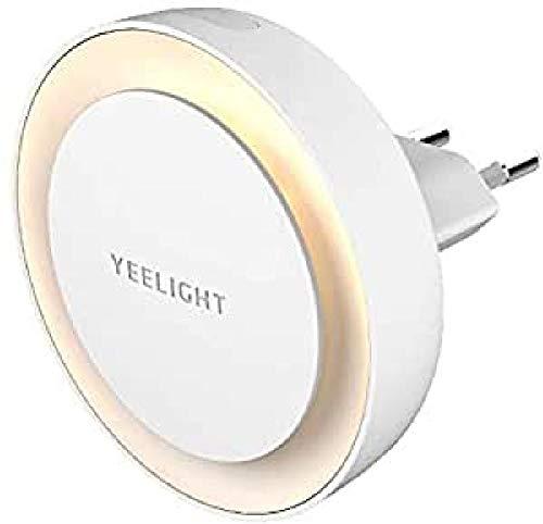 YEELIGHT Plug-in Light Sensor Nightlight - Luz nocturna enchufable - Sensor de movimiento (EU) Blanco (YLYD11YL)
