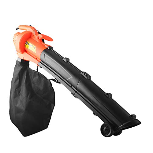 New wangzi 3000W 3 in 1 Electric Garden Leaf Blower/Vacuum Suction Machine, 30L Large Capacity Shred...