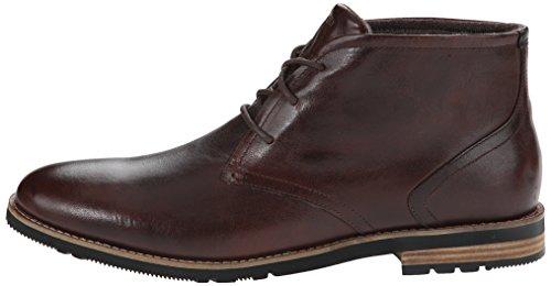 Rockport Men's Ledge Hill 2 Chukka Boot Dark Brown 10 M (D)