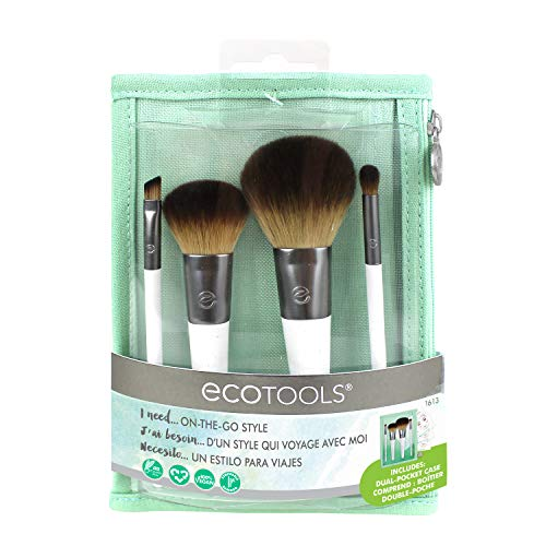 EcoTools Brush Set On The Go 4 Count for 5.00