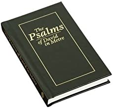 Pocket Metrical Psalms: Psalms in Metre Designed for Signing: The Psalms of David in Metre
