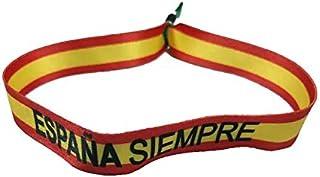 PULSERA POLITICA – VOX – ESPAÑA SIEMPRE