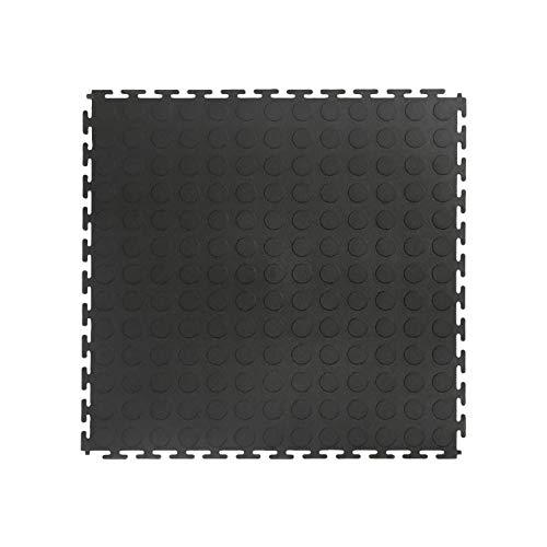 VERSATEX Garage Floor 18 x 18 inch Square Plastic Coin