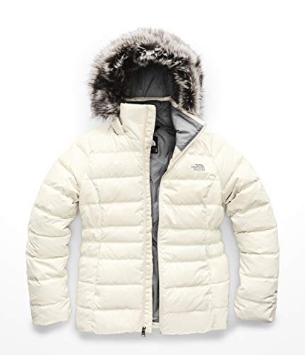 The North Face Women's Gotham Jacket II, Vintage White, Medium