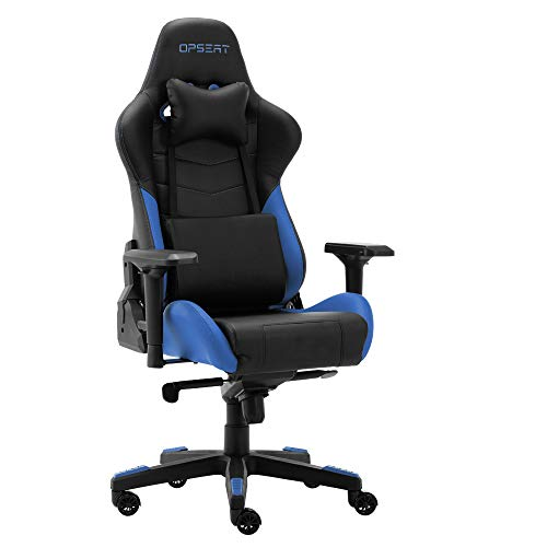 OPSEAT Master Blue Gaming Chair