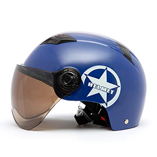 Casco Moto Mujer Marca KKmoon