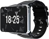 4G Smart Watch Android 9.0 Sistema Operativo Orologio Da Polso Del Telefono Orologio MTK6761 4 GB+64 GB Cardiofrequenzimetro Bluetooth Smart Watch per Android IOS (B)(A)