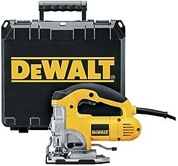 DeWalt DW331K 6.5-Amp Top Handle Jig Saw