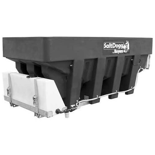 Why Choose Buyers Products LS7 Wetting System, 30 GAL., 12 Vdc Sch
