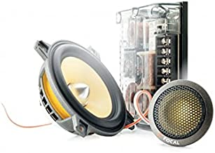 Focal K2 Power 100 KRS 4-Inch 2-Way Shallow-Mount Component Speaker Kit