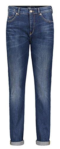 Mac dames jeans girlfriend donkerblauw (83) 36