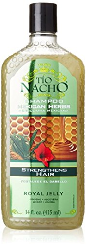Price comparison product image TIO NACHO Mexican Herbs Shampoo 14 oz (Pack of 9)