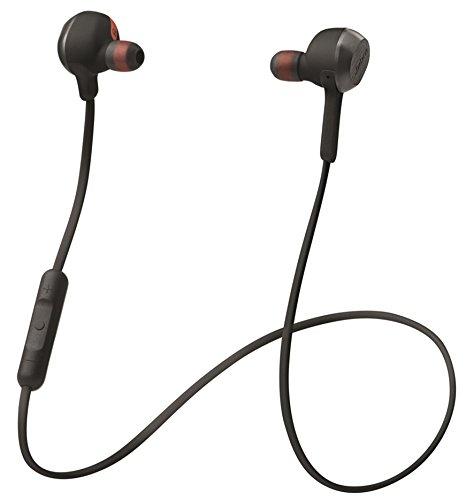 Jabra Rox Wireless Bluetooth In-Ear-Kopfhörer (Stereo-Headset, Bluetooth 4.0, NFC, Freisprechfunktion) schwarz
