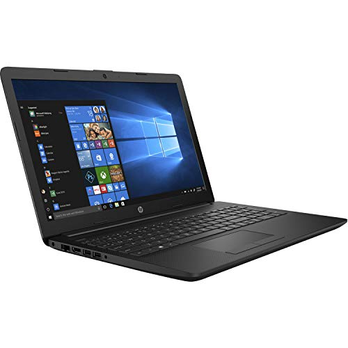 HP 15q ds0049TU 15.6-inch Laptop (8th Gen i3-8130U/8GB/256GB SSD/Windows 10 Home/MS Office 2019/Integrated Graphics), Jet Black