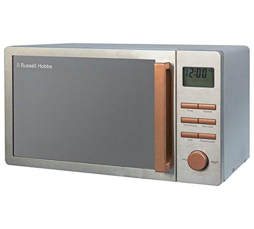 Russell Hobbs Luna 800W estándar microondas RHMDL801CP