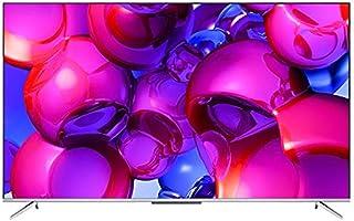 شاشة ليد تي سي ال الذكية بدقة 4 كي مقاس 55 بوصة P715شاشة تي سي ال سمارت 55