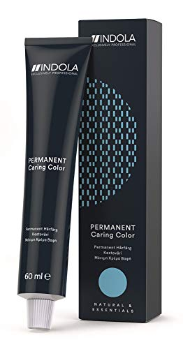 Indola Profession Permanent Caring Color 5.0 Hellbraun Natur, Tube 60 ml