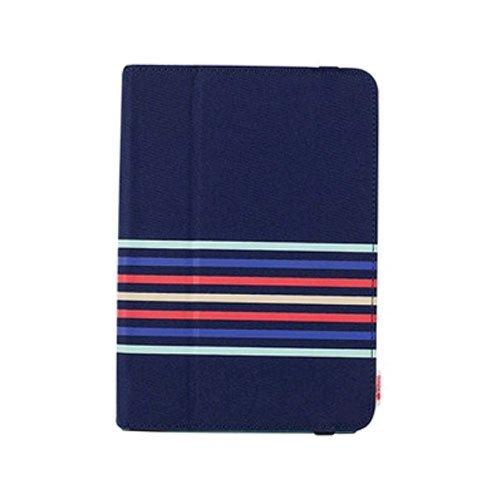 X-Doria SmartStyle Apple iPad Air Folio Flip Cover Case (Stripes)