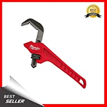 Milwaukee 48-22-7171 Steel Offset Hex Pipe Wrench with 2-5/8