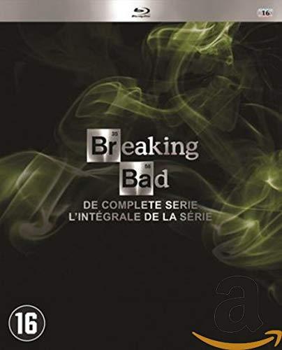 Breaking Bad : Intégrale de la série - Blu-ray Plus de 50 Heures Bonus
