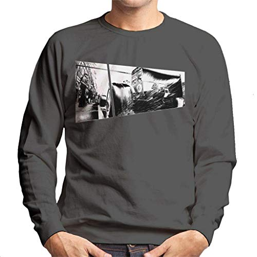 Motorsport Images Water Sprays from Rear Tyres F2003 GA heren sweatshirt