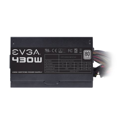 Build My PC, PC Builder, EVGA 100-W1-0430-KR