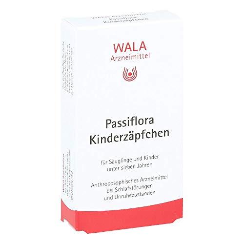 WALA Passiflora Kinderzäpfchen, 10 St. Zäpfchen