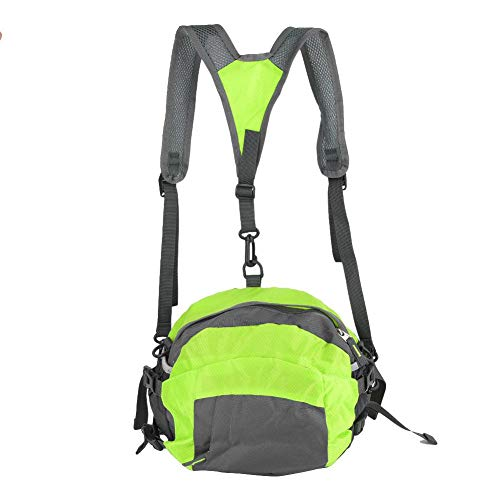 DeWin Outdoors Backpack - Sports Backpack Outdoors Sports Unisex Multi-Function Waist Bag Waterproof Travel Hiking Climbing Backpack 8L(Noir)