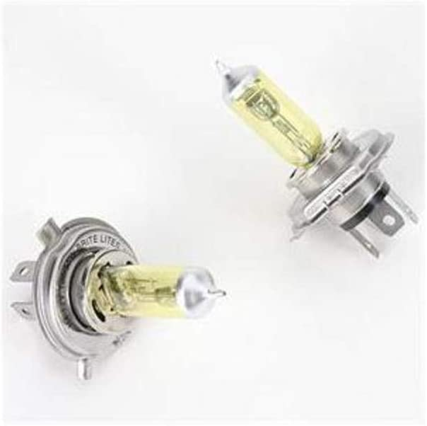 Brite-Lites BL-43Y1002 Brite Lites Headlight - Bulb Yellow Xenon メーカー直売 お得セット