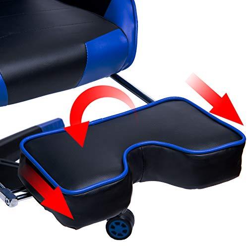 WOLTU Bürostuhl Chefsessel Racing Stuhl Bild 5*