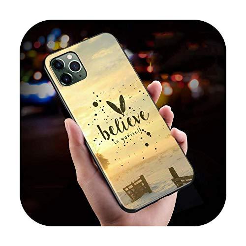 Funda para iPhone 12 Mini 11 Pro Max SE, diseño de corazón de amor lindo animal para iPhone Xs Max XR X 8 7 6S 6 Plus 5 S teléfono Case Style 10 para iPhone 6 Plus